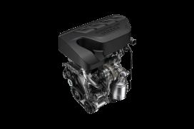 Silniki turbodoładowane BOOSTERJET Niskie zużycie paliwa od 5,0 l/100km