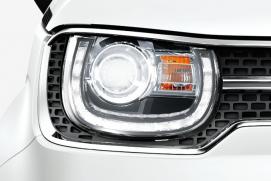 Reflektory przednie LED Hi/Low Światła do jazdy dziennej LED