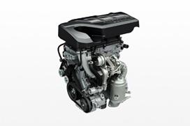 Oszczędny silnik benzynowy o mocy 90 KM Engine Auto Stop Start System