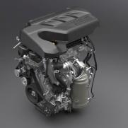 Nowoczesne silniki BOOSTERJET Maksymalna moc od 111 do 140 KM