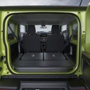 Dzielone oparcie tylnej kanapy (50:50) Płaska podłoga bagażnika