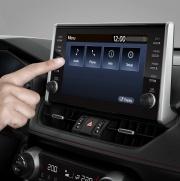 """Urządzenie multimedialne z ekranem 9"""" Obsługa Apple CarPlay i Android Auto"""