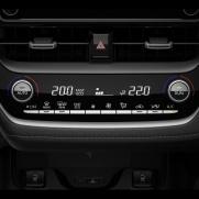 Klimatyzacja automatyczna, 2-strefowa Funkcja S-FLOW
