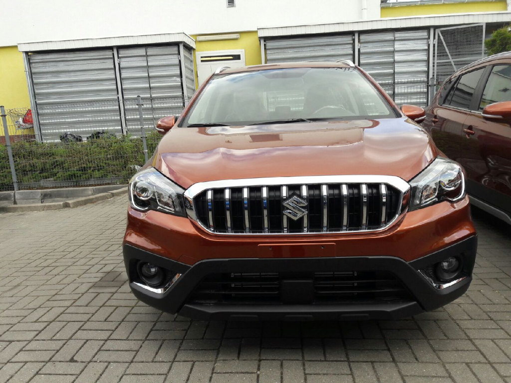 SX4 S-Cross  manualna  Premium