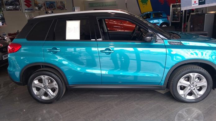Vitara  5 M/T 4WD Premium
