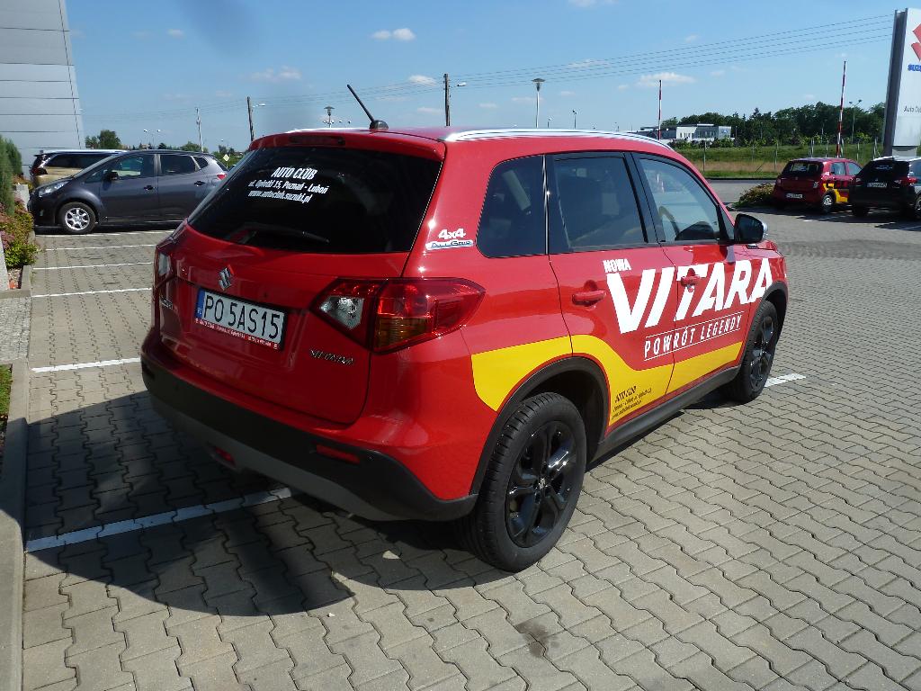 Vitara  6 A/T 2WD S Automat