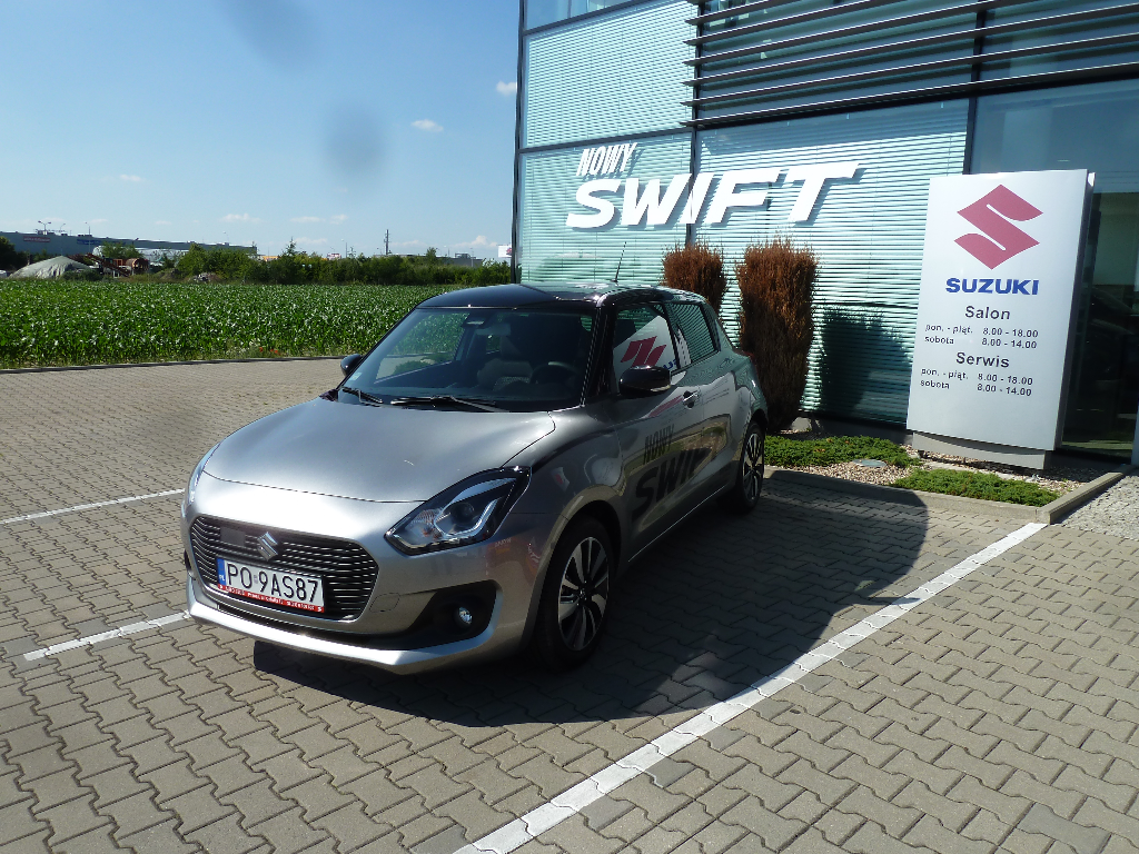 Swift  5 M/T Elegance