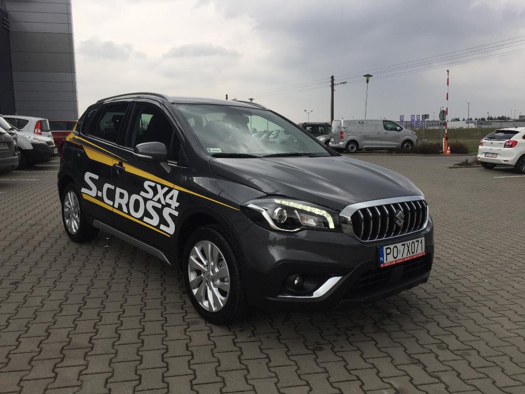 SX4 S-Cross  5 M/T 4WD Premium