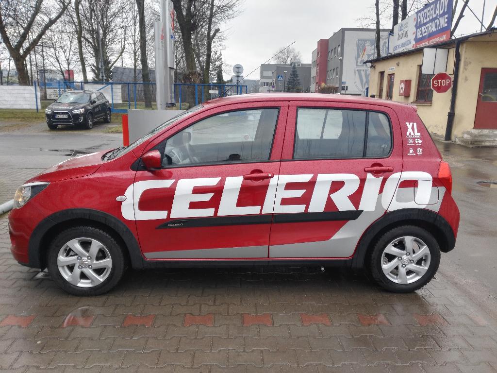 Celerio  5 M/T Premium