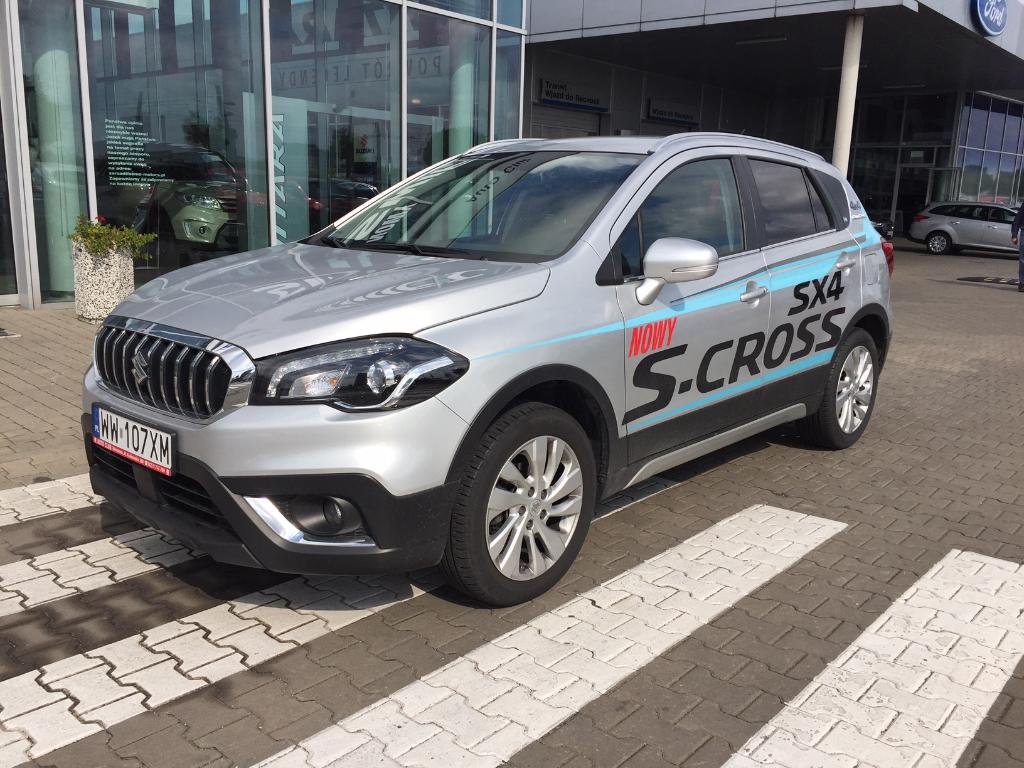 SX4 S-Cross  5 M/T Premium