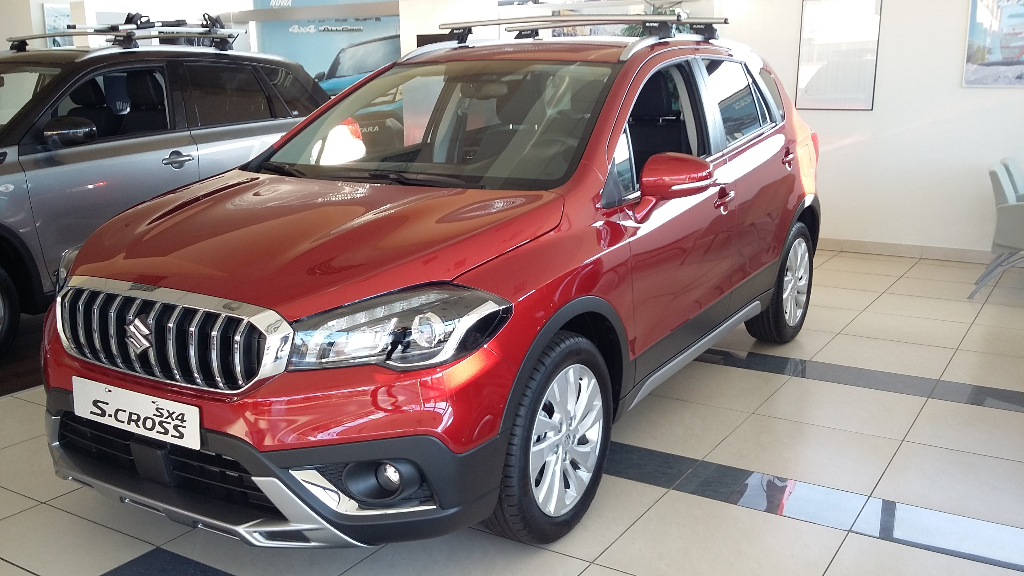 SX4 S-Cross  6 A/T Premium 2WD AT