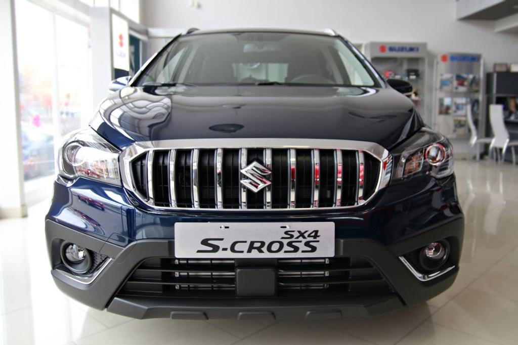 SX4 S-Cross  A/T Premium