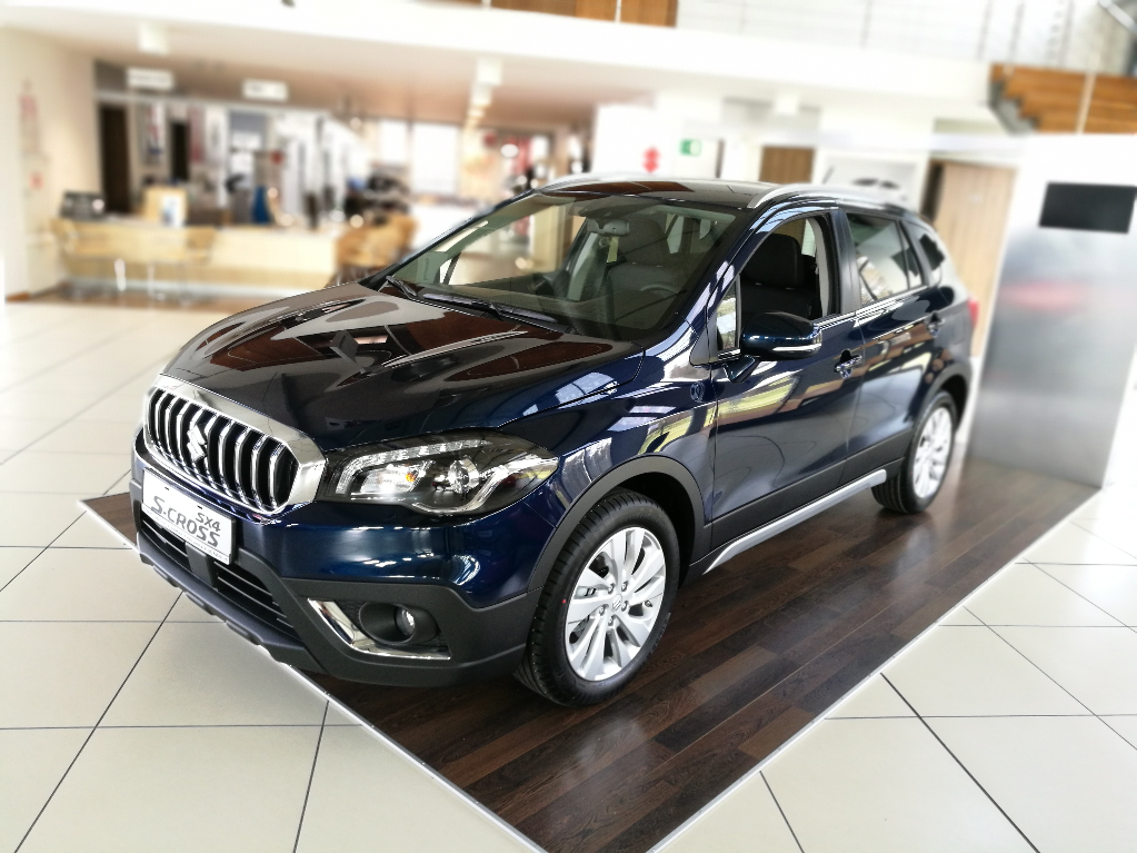 SX4 S-Cross  6 M/T Premium