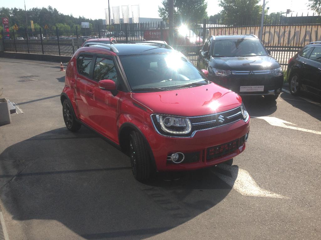 Ignis  5 M/T Premium 2WD - OD RĘKI -