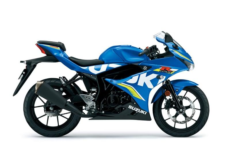GSX-R125 MotoGP  (GSX-R125XAL8)