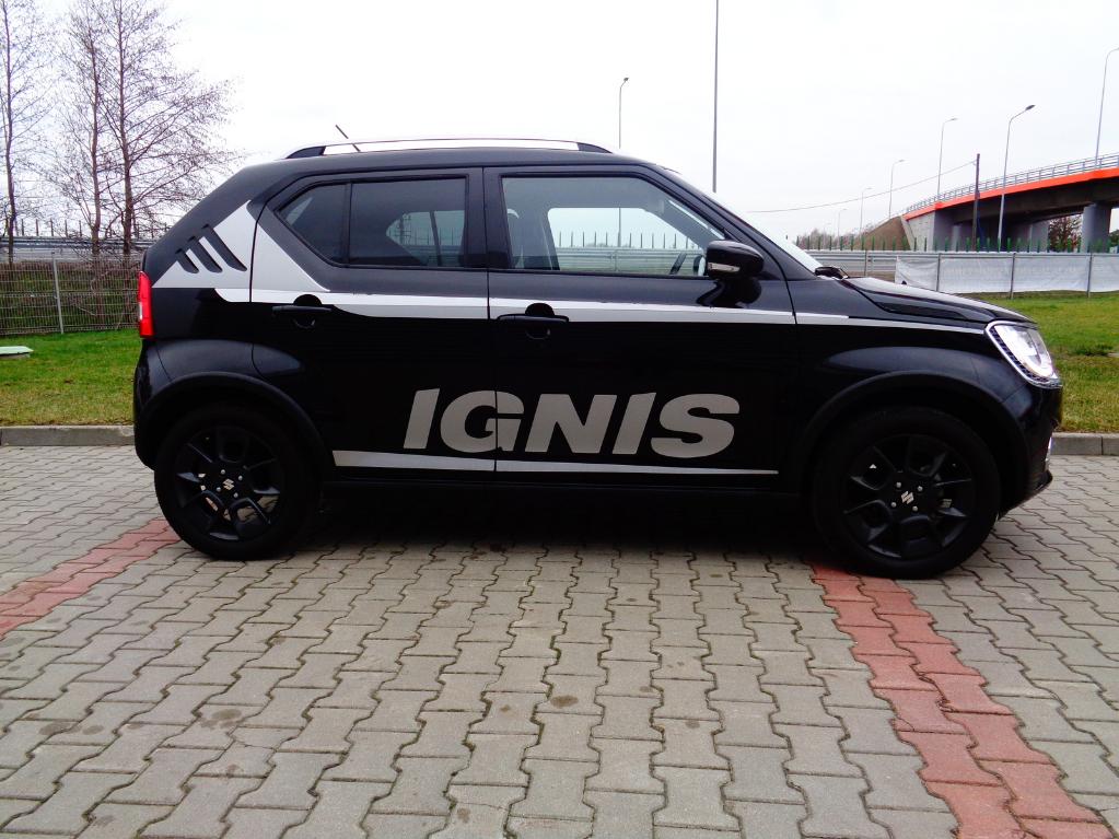 Ignis  5 M/T Elegance