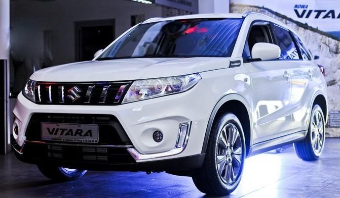 Nowa Vitara  6 M/T Premium 2WD