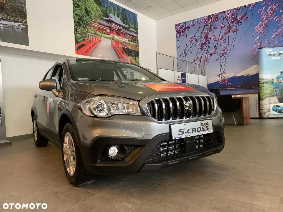 SX4 S-Cross  5 M/T Comfort