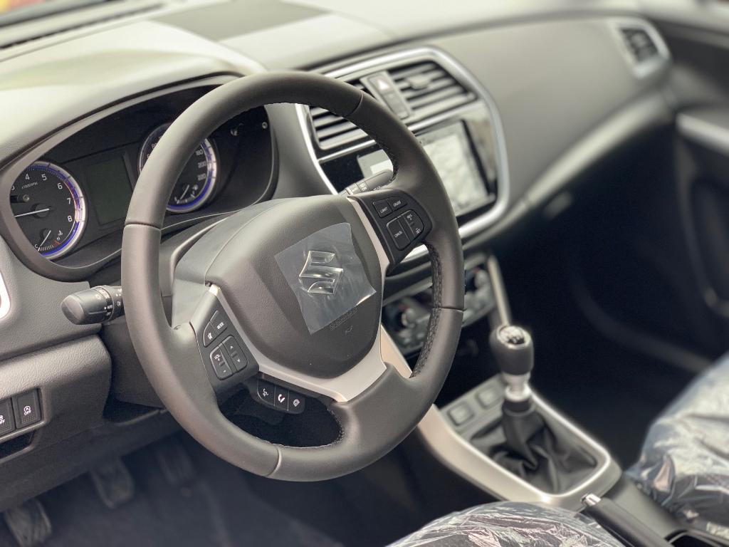 SX4 S-Cross  6 M/T Premium