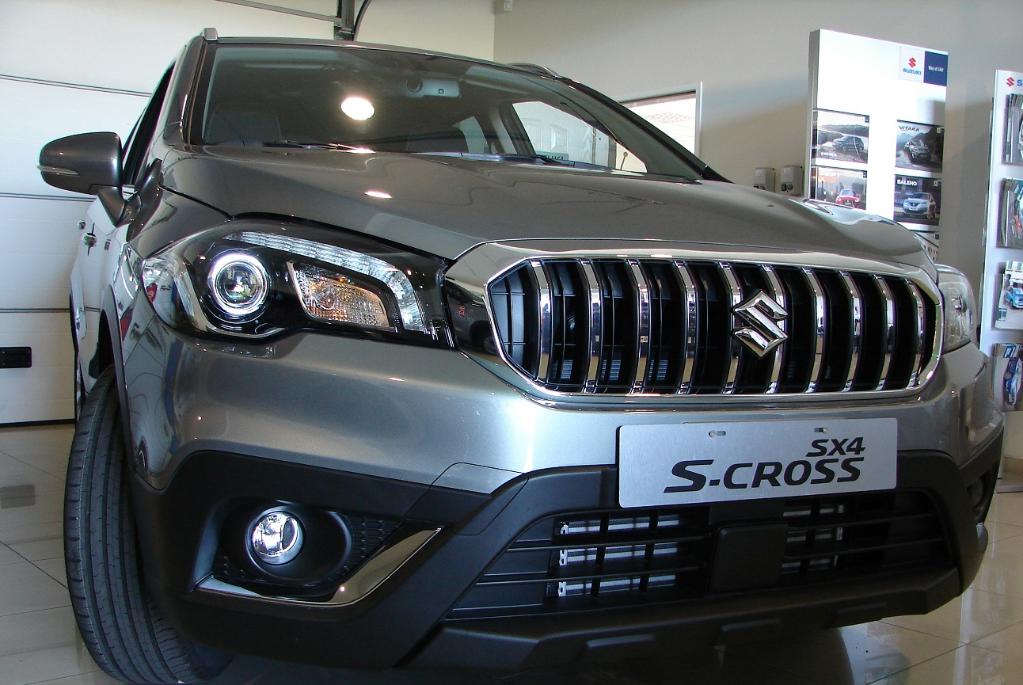SX4 S-Cross  5 M/T Premium 2WD
