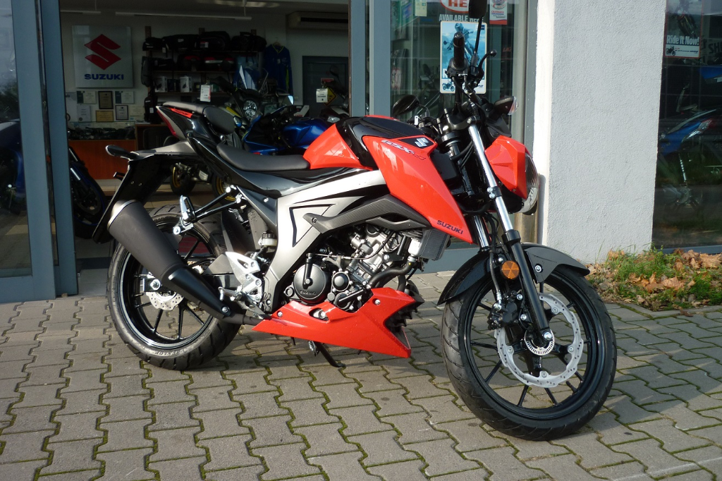 GSX-S125  (GSX-S125)