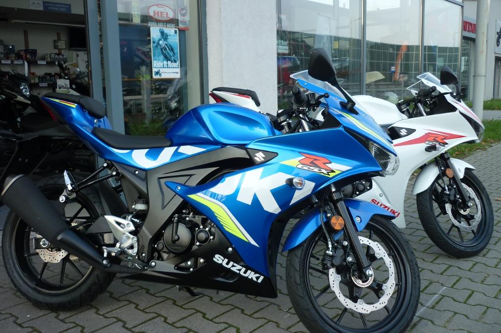 GSX-R125A MotoGP  (GSX-R125A MotoGP L8)