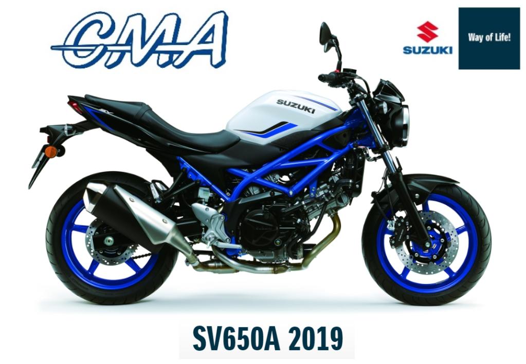 SV650A  (SV650A)