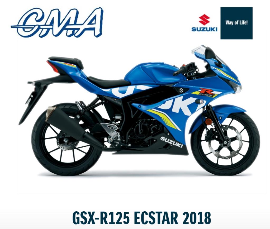 GSX-R125XA  (GSX-R125XA)