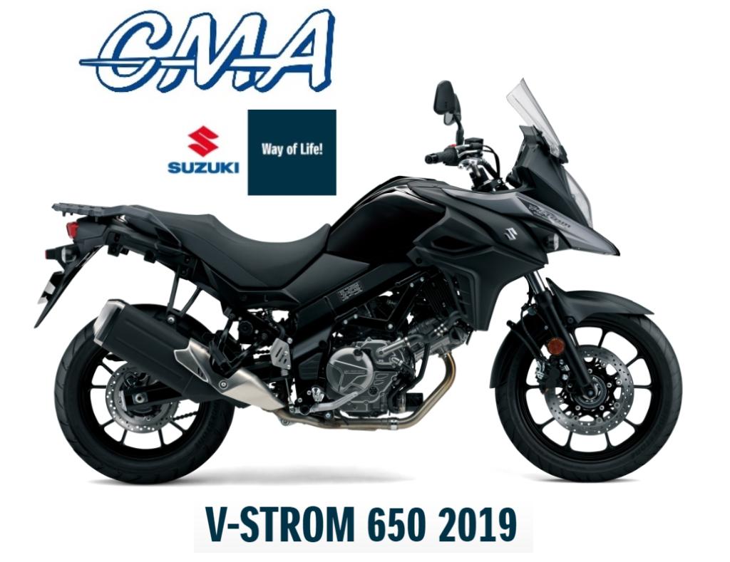 V-Strom 650  (V-Strom-650)