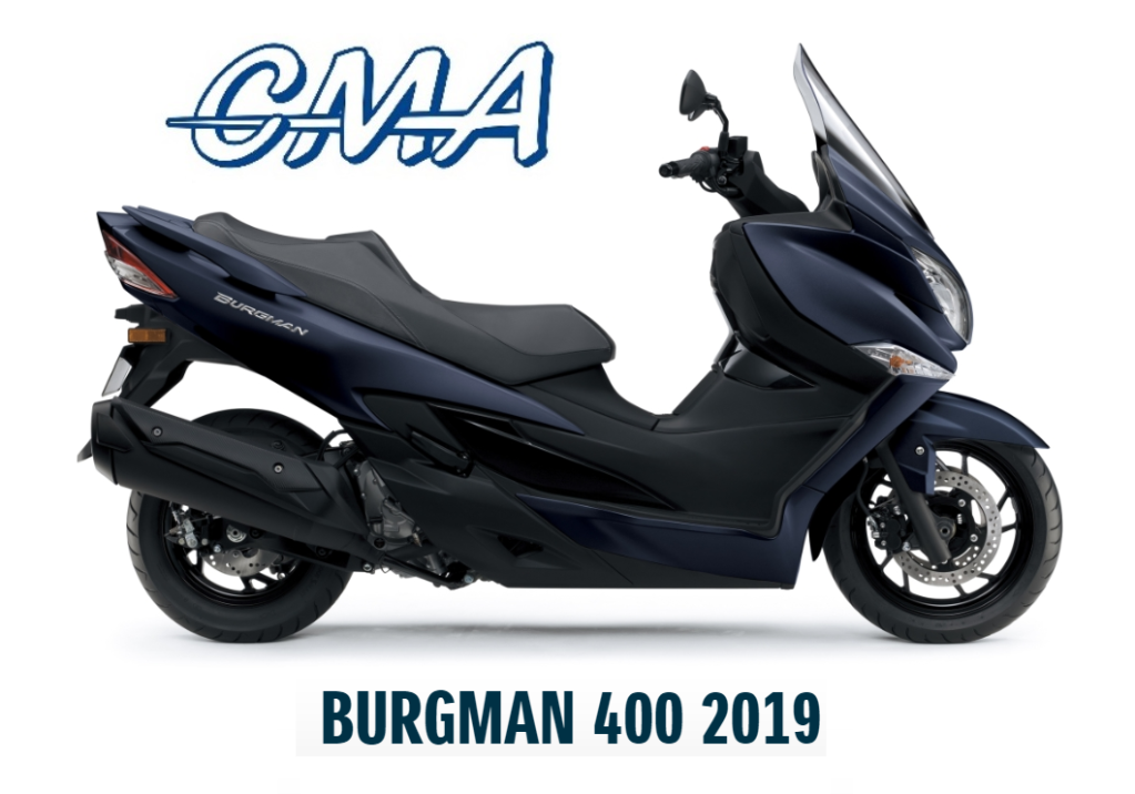 Burgman 400  (Burgman-400)