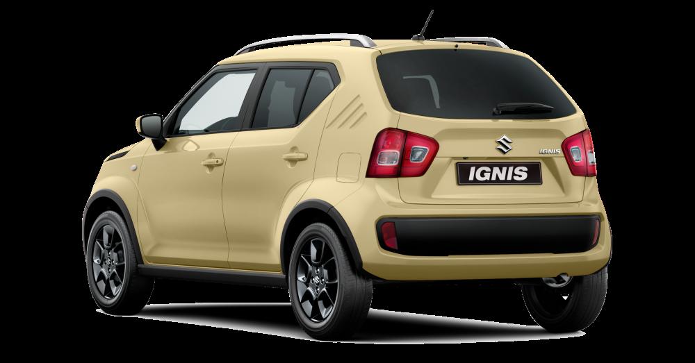 Ignis  5 M/T Premium