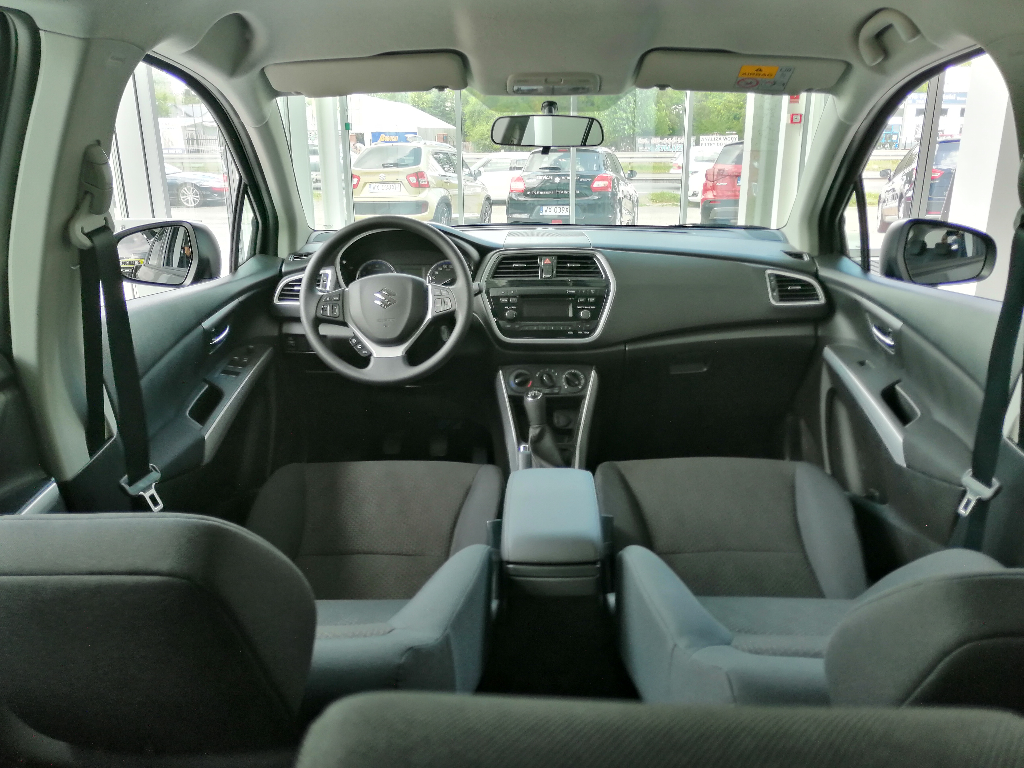 SX4 S-Cross  manualna  Comfort