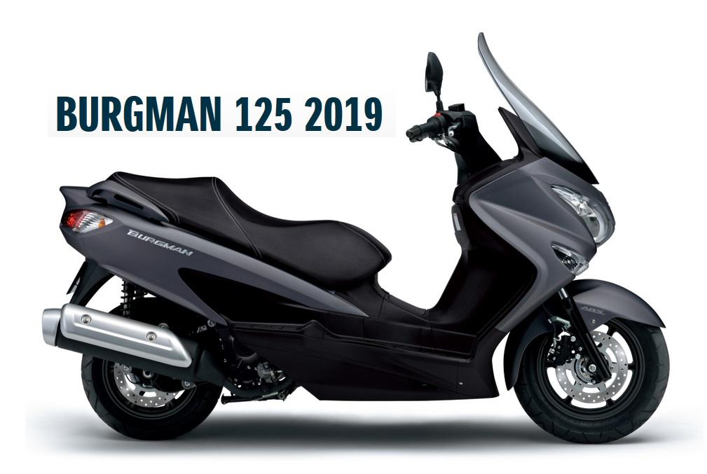 Burgman 125  (Burgman-125)