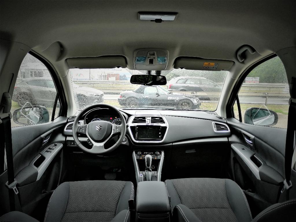 SX4 S-Cross  manualna  Premium 2WD