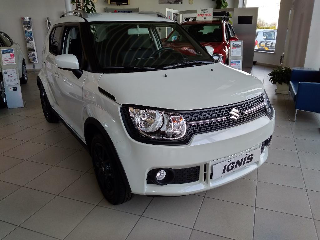 Ignis  5 M/T Premium 2WD