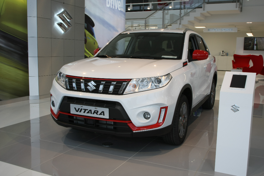 Vitara  5 M/T Premium