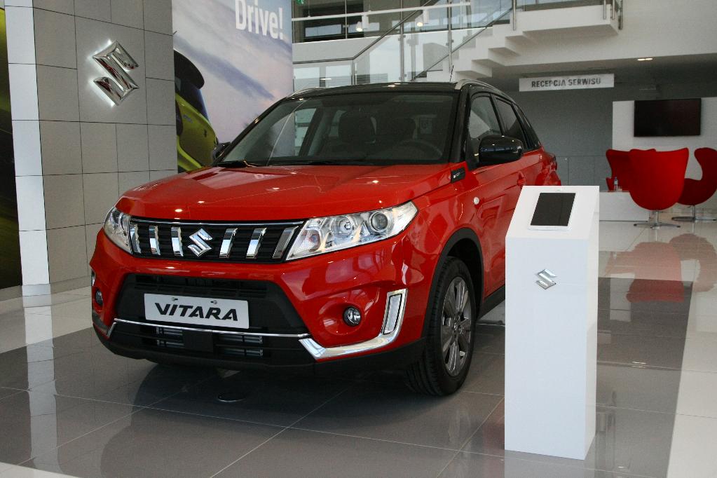 Vitara  6 A/T Premium 2WD