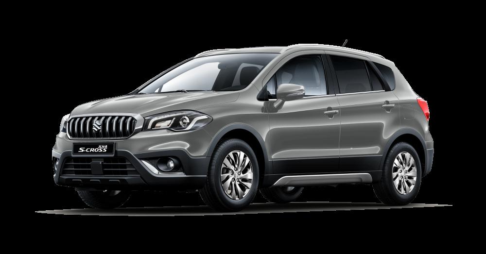 SX4 S-Cross  Automatyczna Premium 2WD AT