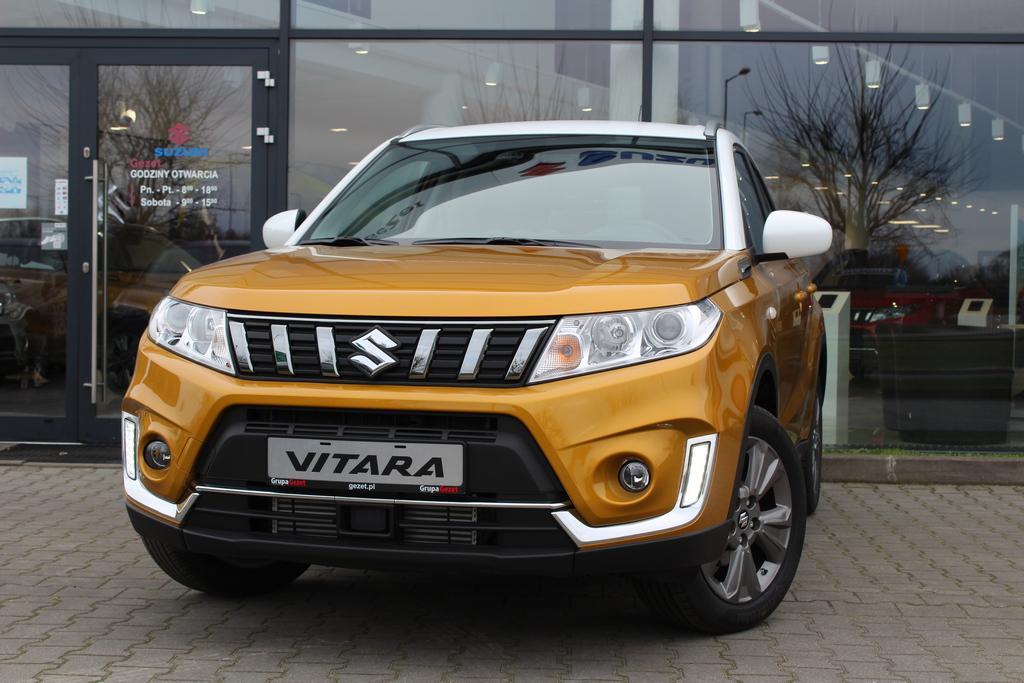 Vitara  6 M/T 4WD Premium