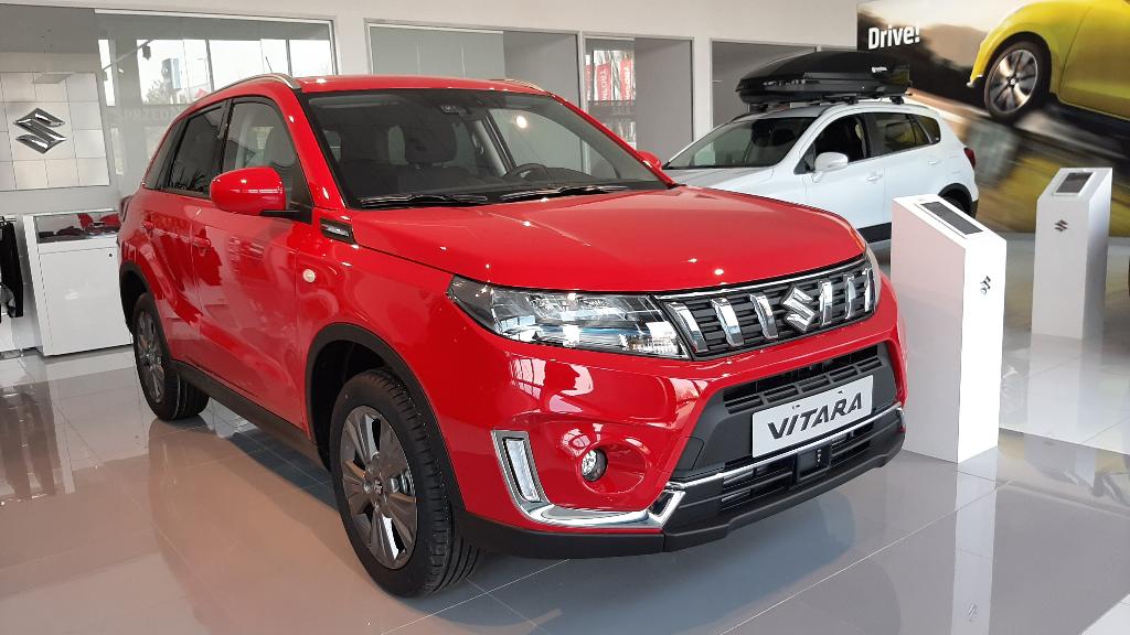 Vitara Hybrid  6 M/T Premium 2WD Hybrid
