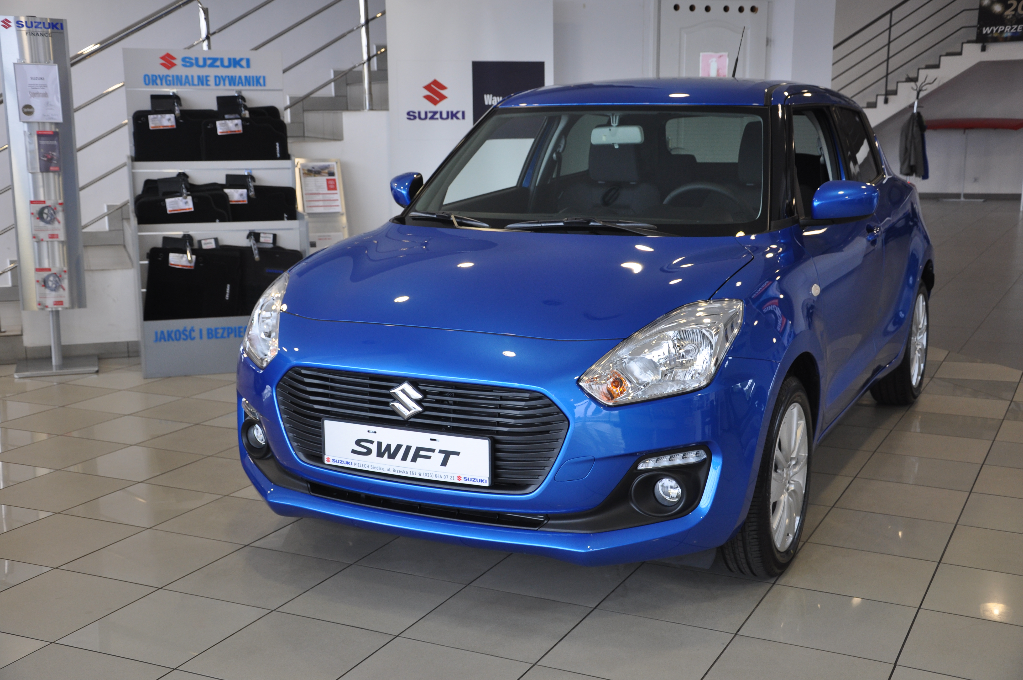Swift  manualna  Premium Plus SHVS